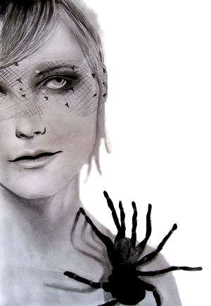 Kirsten Dunst par Catarina